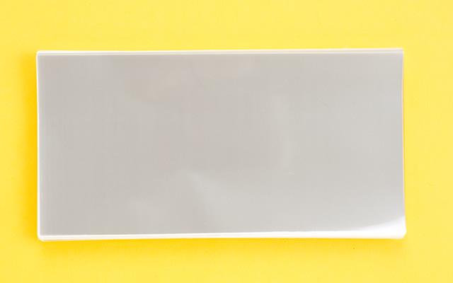 OPP袋 サイドシールタイプ フィルムの厚み30μ 110×220ミリ 100枚入り