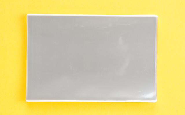 OPP袋 サイドシールタイプ フィルムの厚み30μ 120×180ミリ 100枚入り