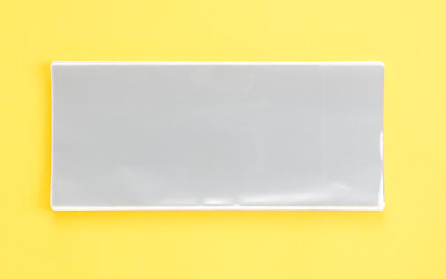 OPP袋 サイドシールタイプ フィルムの厚み30μ 130×300ミリ 100枚入り