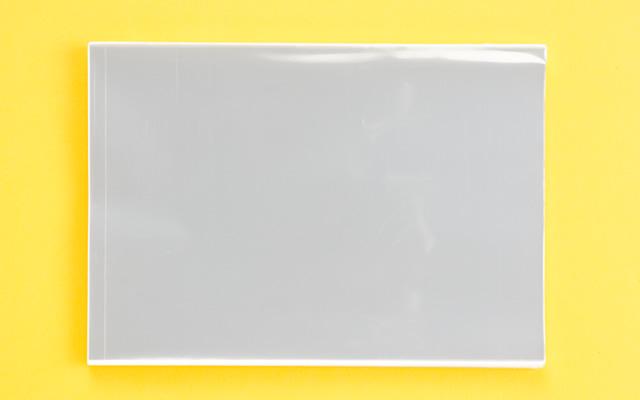 OPP袋 サイドシールタイプ フィルムの厚み30μ 140×200ミリ 100枚入り