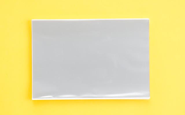 OPP袋 サイドシールタイプ フィルムの厚み30μ 170×250ミリ 100枚入り