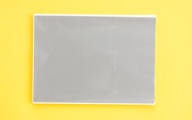 OPP袋 サイドシールタイプ フィルムの厚み30μ 195×270ミリ 100枚入り (定型サイズB5用)