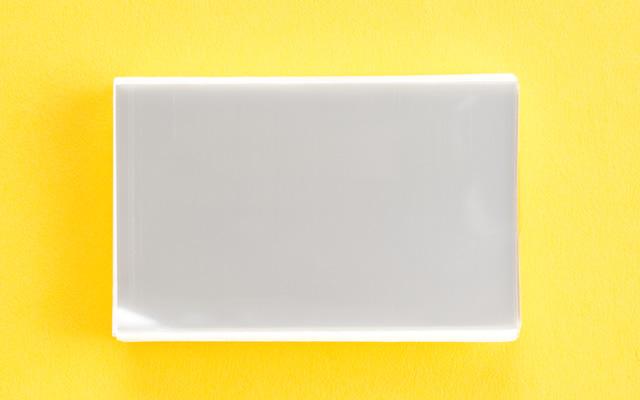 OPP袋 サイドシールタイプ フィルムの厚み30μ 50×80ミリ 100枚入り