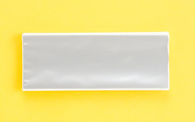 OPP袋 サイドシールタイプ フィルムの厚み30μ 60×160ミリ 100枚入り