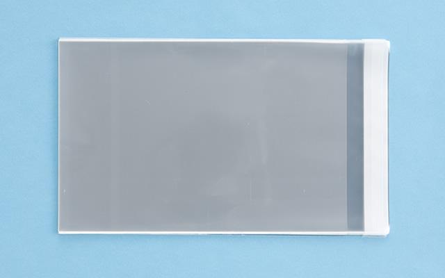 OPP袋 テープ付タイプ フィルムの厚み30μ 180×270ミリ 100枚入り