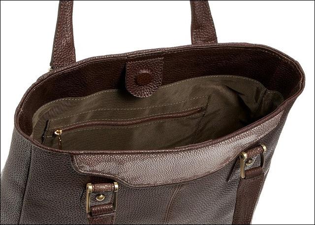 Tote Bag SC-010 Brown