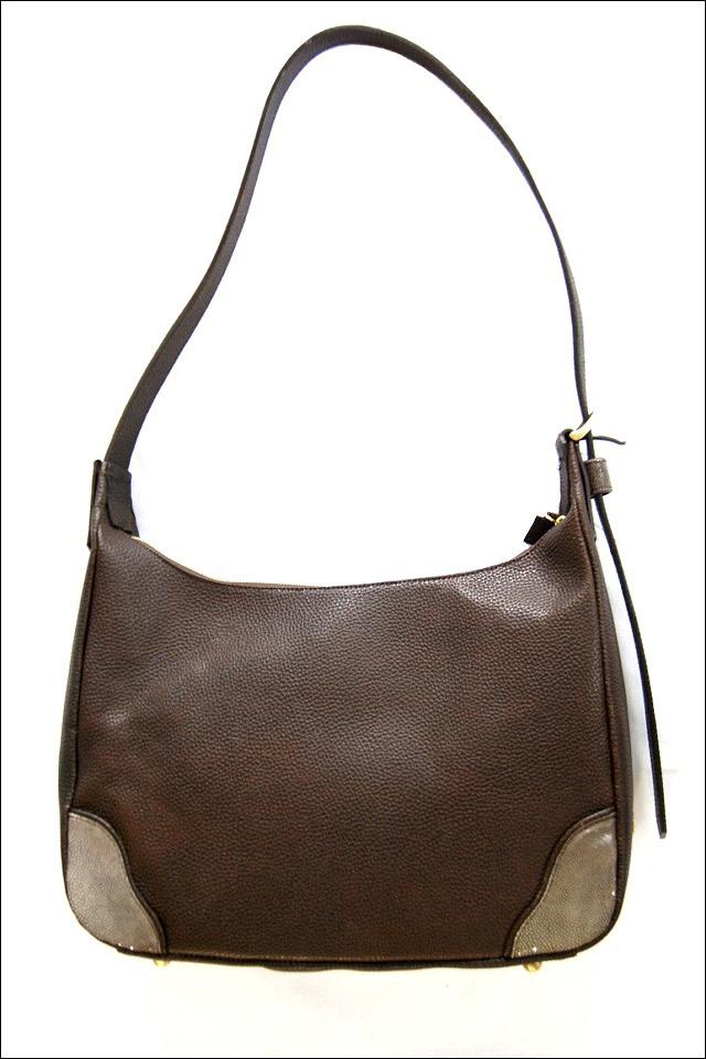 Shoulder Bag SC-011 Brown