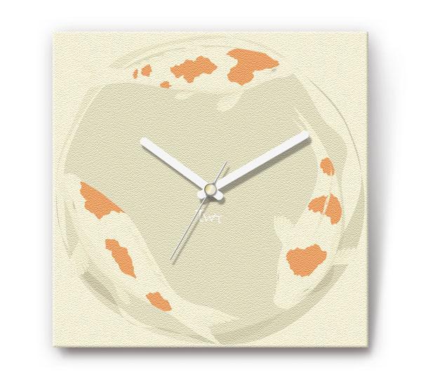 戦国時計【和柄・鯉】