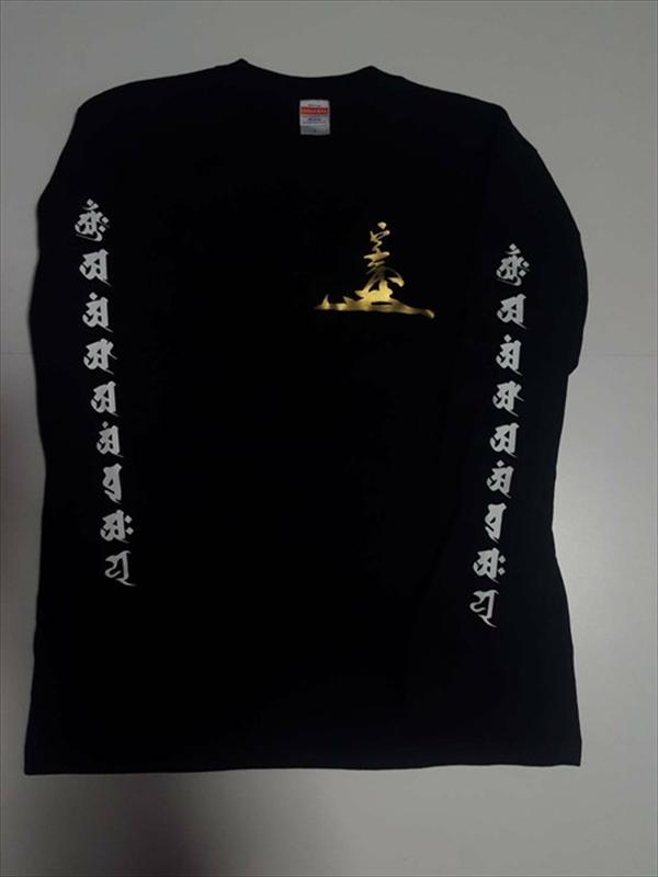 カジュアル戦国 立花宗茂 ロングTシャツ