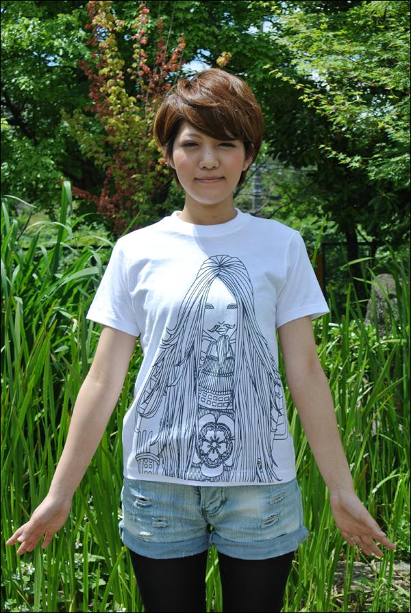 戦国武将Tシャツ【織田信長】