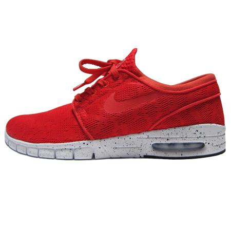 Nike SB Stefan Janoski Max BLACK RED