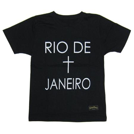 NOSSO SENHOR DO PARAISO RDJ Rosario TEE BLACK