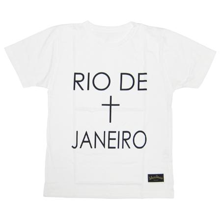 NOSSO SENHOR DO PARAISO RDJ Rosario TEE WHITE