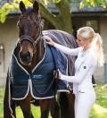 Horsewareアイルランド ミディアムバリレイヤーインナー