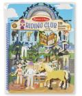 Riding Club パッフィーステッカーブック