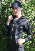 Chriwen womanlyギャラクシージャケット