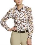 Ariatブライドルボタンシャツ