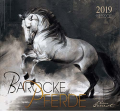 Boiselle カレンダー 2019 Lサイズ バロックホース