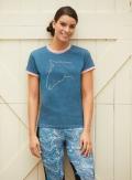 Horseware スローガンTシャツ