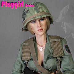 "【ACE】Playgirl Series - U.S. Vietnam War ""Play Company"" (#13029) 1/6スケール女性フィギュア"