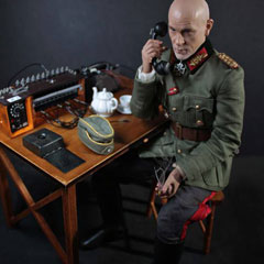 【DID】D80123 WW2 German Communications 2 WH Major General Drud ドイツ軍 通信部隊