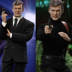 【DID】RM001 1/6 Roger Moore Officially Licensed Action Figure ロジャー・ムーア 1/6スケールアクションフィギュア
