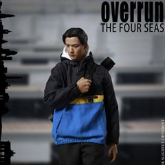 【KUNLUNTOYS】10002 1/6 Overrun the four seas 1/6スケール男性フィギュア