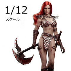 【TBLeague】TBリーグ PL2020-163 1/12 Red Sonja レッドソニア