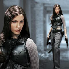 【POPtoys】EX017 1/6 Agents Couple Mrs. Battle version 1/6スケール女性フィギュア