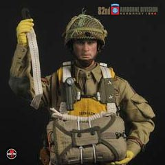 【Soldier Story】1/6 82nd AIRBORNE DIVISION NORMANDY 1944 アメリカ軍 第82空挺師団
