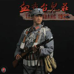 【Soldier Story】1/6 The Battle of Taierzhuang 1938 血戦台児荘