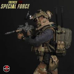 【Soldier Story】SS085 1/6 FRENCH SPECIAL FORCE フランス陸軍 特殊作戦旅団