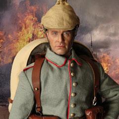 DID】D11002 German Infantry 1914-1915 Max Müller 第一次世界 ...