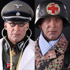 【DID】D80100 WAFFEN SS MEDIC OPERATION Peter ドイツ軍 衛生兵