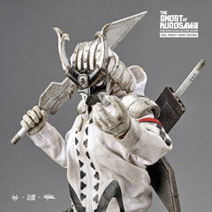 【Devil Toys】The Ghost of Kurosawa Full Ghost Mode Edition (White) ゴースト・オブ・クロサワ 白 1/6スケールフィギュア