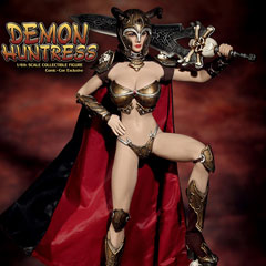 【Phicen】PL2016-100 1/6th Demon Huntress ActionFigure 2016 CICF EXPO Exclusive デーモンハントレス 2016 広州CICF限定