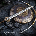 【TYSTOYS】20DT13B Sword and Shield Bow and Arrow Golden 女性ドール用武器 1/6スケール 剣 & 盾 & 弓矢