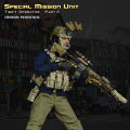【EASY&SIMPLE】26019B SMU Tier-1 Operator Part IV Urban Warfare 1/6フィギュア