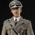 【3R】GM606 ナチス親衛隊 第4代親衛隊全国指導者 ハインリヒ・ヒムラー Heinrich Himmler