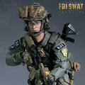 【DAM】No.78044A ELITE SERIES 1/6 FBI SWAT TEAM AGENT - SAN DIEGO スワット サンディエゴ 1/6フィギュア