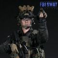 【DAM】No.78044B 1/6 FBI SWAT TEAM AGENT - SAN DIEGO MIDNIGHT OPS スワット サンディエゴ ミッドナイトOPS 1/6フィギュア