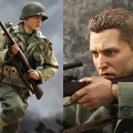 【DID】A80144 WW2 US 2nd Ranger Battalion Series 4 - Private Jackson アメリカ陸軍 第2レンジャー大隊 ジャクソン二等兵