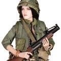 "【ACE】Playgirl Series - U.S. Vietnam War ""Peace Company"" (#13034) ベトナム戦争 アメリカ陸軍 ピースカンパニー"