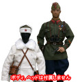 【AlertLine】AL100023 1/6 WW2 1942Red Army Infantry Lieutenant Officer Set ソ連軍 中尉(少尉) 1942年 装備セット