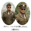 【AlertLine】AL100028 AB 1/6 WW2 U.S.Army Officer Uniform Suit  アメリカ軍 オフィサー 装備セット 1/6スケール男性コスチューム