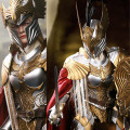 【POPtoys】ALS010 1/6 Armor Legend Series-Eagle Knight Guard Silver armor Version