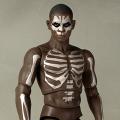 【WorldBox】AT-007 BODY CRAZY DURABLE Totem Body 1/6スケール 男性ボディ素体