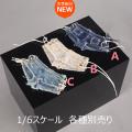 【CCTOYS】CC024 ABC 1/6 Women Sexy Lace Hot Pants レース ホット パンツ 1/6スケール 女性ドール用コスチューム