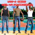 【ToyCenter】CEN-M14 A B C Model Basketball star vest jeans suit 1/6スケール 男性フィギュア用コスチュームセット