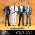 【ToyCenter】CEN-M15 A B C Commemorative casual suit set 1/6スケール 男性フィギュア用コスチュームセット